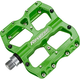 Reverse Escape Pedalen, neon green